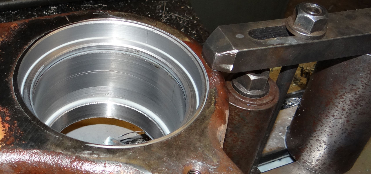 Line Boring Services - Tuning & Milling